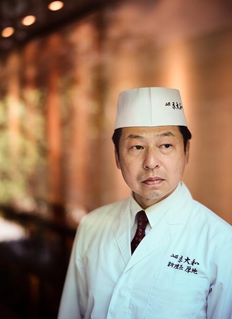 料理長の写真